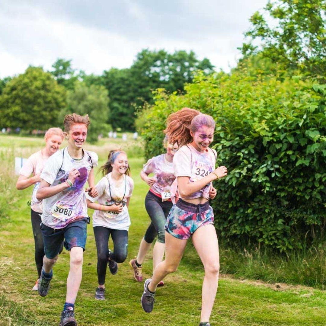 Penshurst Place Running Festival