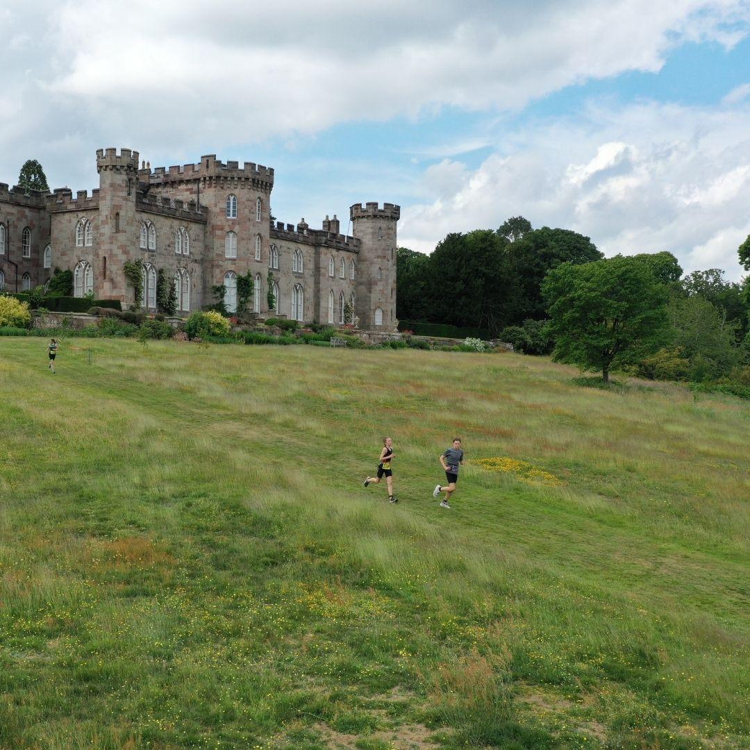 Cholmondeley Castle Race Report